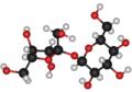 Sucrose molecule 3d model.png