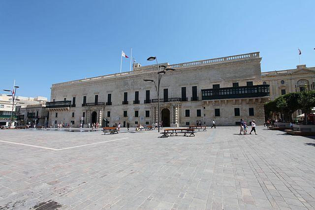 Palacio del Gran Maestre (La Valeta)