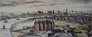 1714 in Sweden - Norrköping 1714