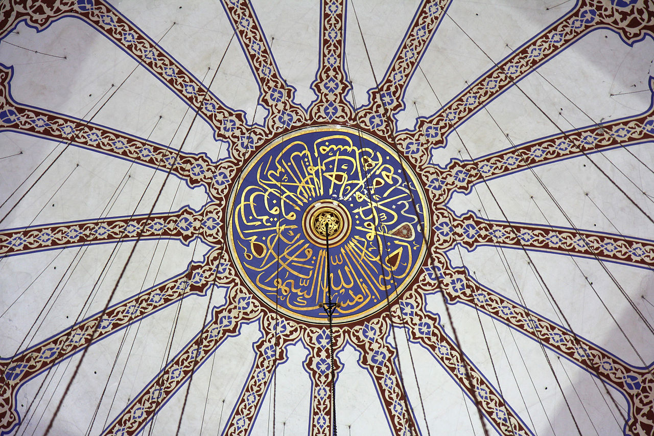 What Is A Mosque Detail: Datei:Sultan Ahmed I Mosque, Dome Detail.jpg
