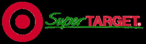 45b0b06bf70 Original SuperTarget logo (1995–2006)