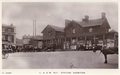 Surbiton Railway Station, front, circa 1910.png