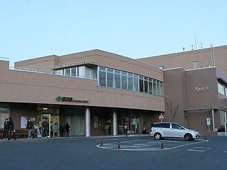 Surisawa Station - Surisawa Station in January 2008