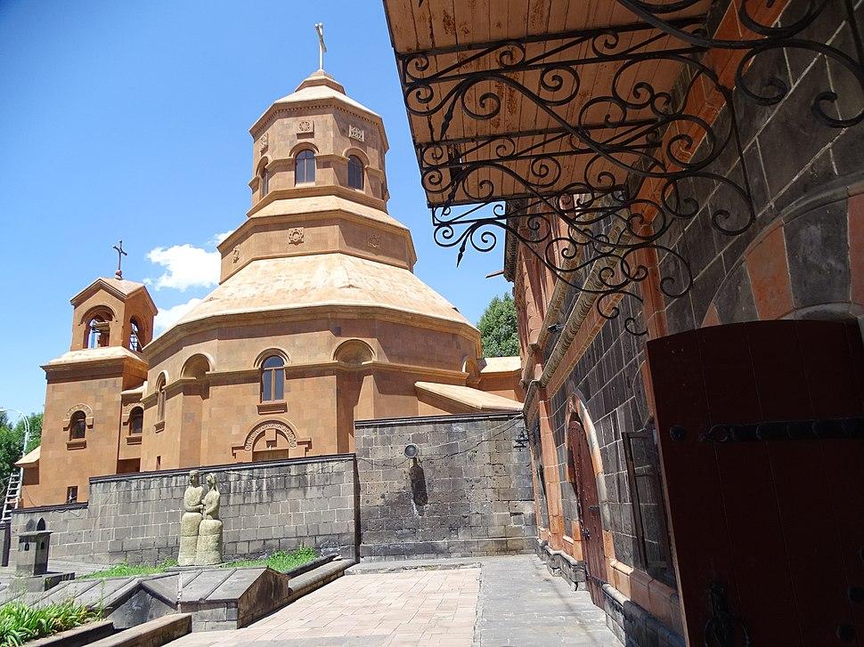 Surp Khach Gyumri, Armenia, June 2015