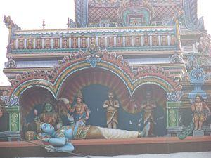 Pallikondeswara Temple, Surutapalli - Image: Suruttupalli 4