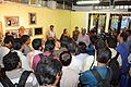 Susanta Banerjee Addressing - Inaugural Function - Group Exhibition - Photographic Association of Dum Dum - Kolkata 2015-06-22 2944.JPG