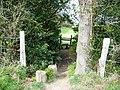 Sussex Stile - geograph.org.uk - 764924.jpg