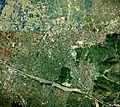 Suzaka city center area Aerial photograph.1975.jpg