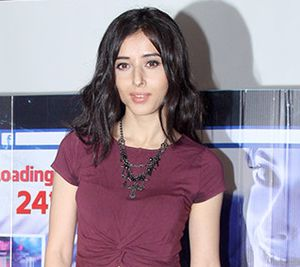 Suzanna Mukherjee - Suzanna Mukherjee at a promotional event