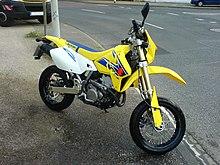 Suzuki DR-Z 400 – Wikipedia
