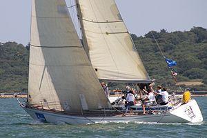 Swan 391 - Image: Swan 391 FRA9210 Delnic 2013 Euros