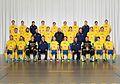 Sweden men's national floorball team (2014).jpg