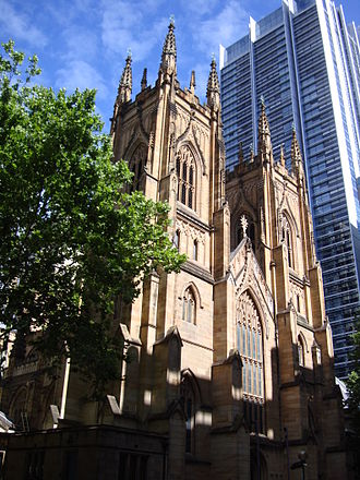 Anglican Diocese of Sydney - St Andrew's Cathedral