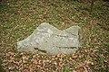 Syenit stone of natural monument Syenitové skály u Pocoucova near Pocoucov, Třebíč, Třebíč District.jpg