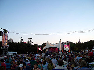 Symphony in the Domain