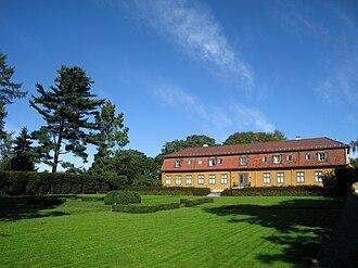 University Botanical Garden (Oslo) - Tøyen hovedgaard