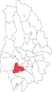 Viby landskommune i Örebro amt