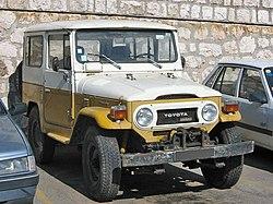 Toyota Land Cruiser J40 – Wikipedia