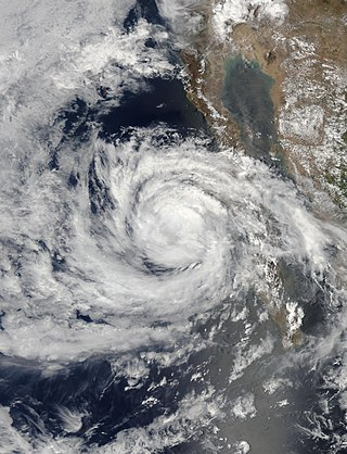 Tropical Storm Emilia (2006) Pacific tropical storm in 2006