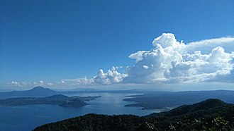 Taal Volcano - Taal Volcano is a complex volcano located on the island of Luzon in the Philippines.
