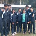 Table tennis team, 50th Inter IIT Sports Meet.jpg
