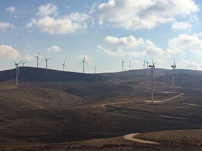 Picture of Tafila Wind Farm