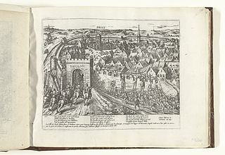 Taking of Diest (1580) successful surprise assault on the town of Diest