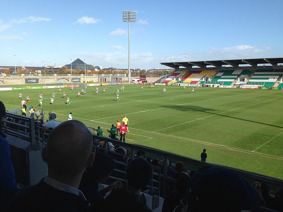 Tallaght Stadium Rugby League Ireland vs France