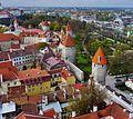 Tallinn Blick von der Olaikirche 03.JPG