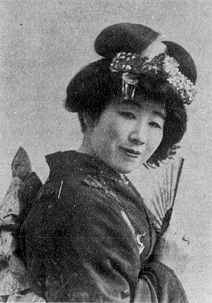 Tamaki Miura - Tamaki Miura, 1916.