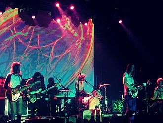 Kevin Parker (musician) - Parker's music is heavily influenced by psychedelic rock.