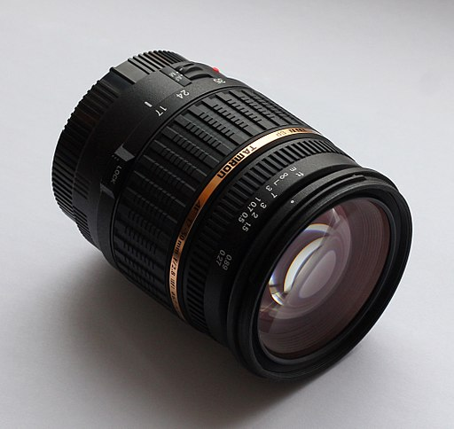 Tamron 17-50 Lens for Canon