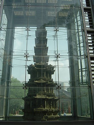 Wongaksa Pagoda - Image: Tapgol Park Pagoda