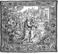 Tapisserie scène Moïse et Pharaon musée Chartres trésor cathédrale.png