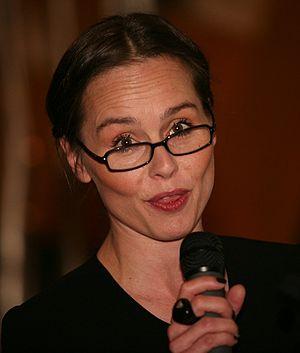 Tara Fitzgerald - Fitzgerald in June 2012