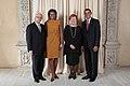 Tarja Halonen with Obamas.jpg