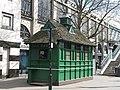 Taxi drivers' shelter, Northumberland Avenue, WC2 - geograph.org.uk - 1295567.jpg