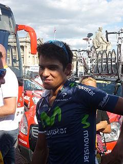 Andrey Amador Costa Rican road bicycle racer