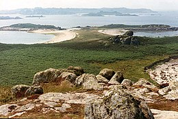 Tean, Isles of Scilly. View from the Great Hill - geograph.org.uk - 260948.jpg