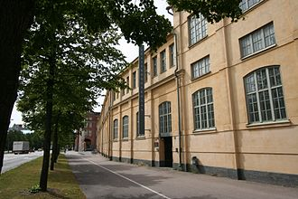 Helsinki Theatre Academy - Theatre Academy building