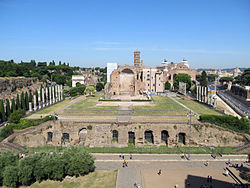 Temple of Venus and Roma (14819291950).jpg