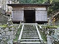 Tenjin-Jinkya(Simotsuneyoshi,Kyotango)社殿.jpg