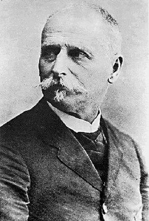 Teoberto Maler - Portrait of Teoberto Maler, c.1910