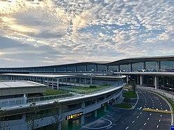 Терминал 3 аэропорта Чунцин Цзянбэй.jpg