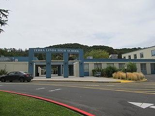 Terra Linda High School High school in San Rafael, California