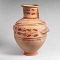 Terracotta Hadra hydria (water jar) MET DP121872.jpg