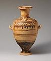 Terracotta Hadra hydria (water jar) MET DP121935.jpg