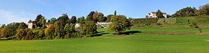 Freienstein-Teufen - Image: Teufen Old And New Castles