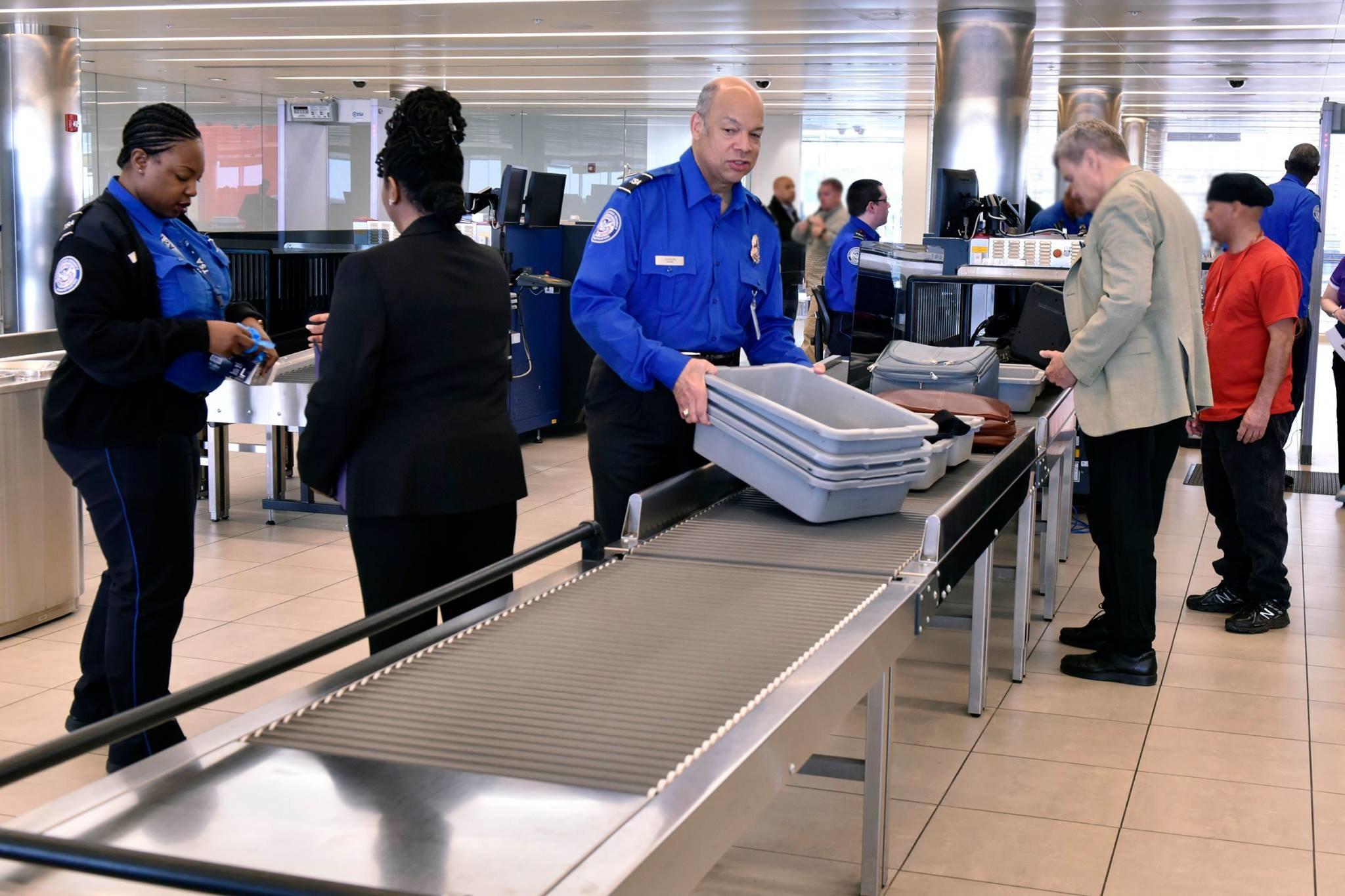 Ercan Airport Indoor Security