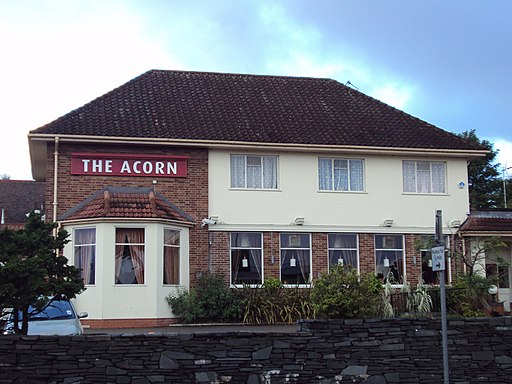 Creative Commons image of The Acorn (Hotel) in Wirral